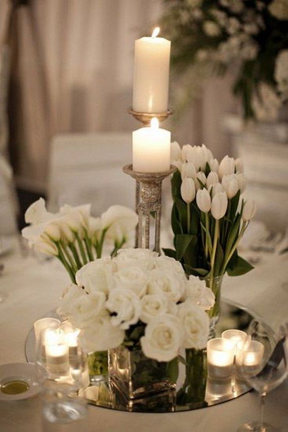 60 Simple Amp Elegant All White Wedding Color Ideas 2712704