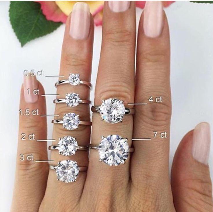 زفاف - Unique Diamond Engagement Rings Style Ideas We Love