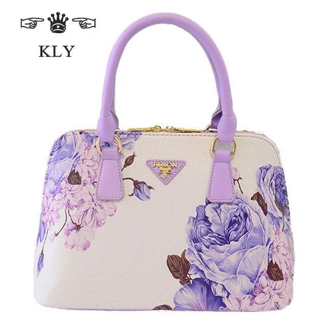 Hochzeit - Assez Sac A Main 2016 Women Handbags Famous Brand Pu Leather Handbags High Quality Women Tote Bags Print Bag For Lady's Bolsas-in Top-Handle Bags From Luggage & Bags On Aliexpress.com
