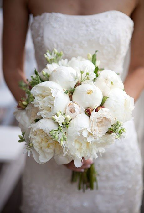 Wedding Theme - 44 Fresh Peony Wedding Bouquet Ideas #2713022 - Weddbook