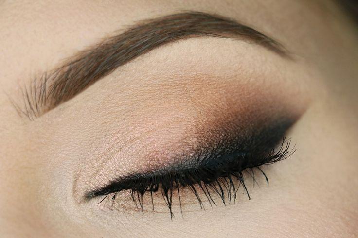 Свадьба - Peachless Smoky Makeup Tutorial