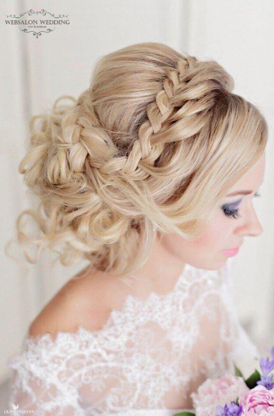 Wedding - Wedding Hairstyle Inspiration - Websalon Wedding