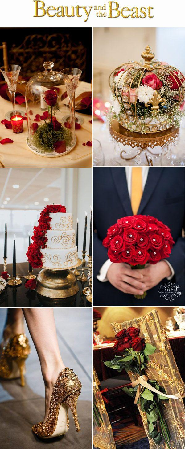 Fairytale Wedding Theme Ideas To Make Your Wedding Magical Romantic And Unique 2713094