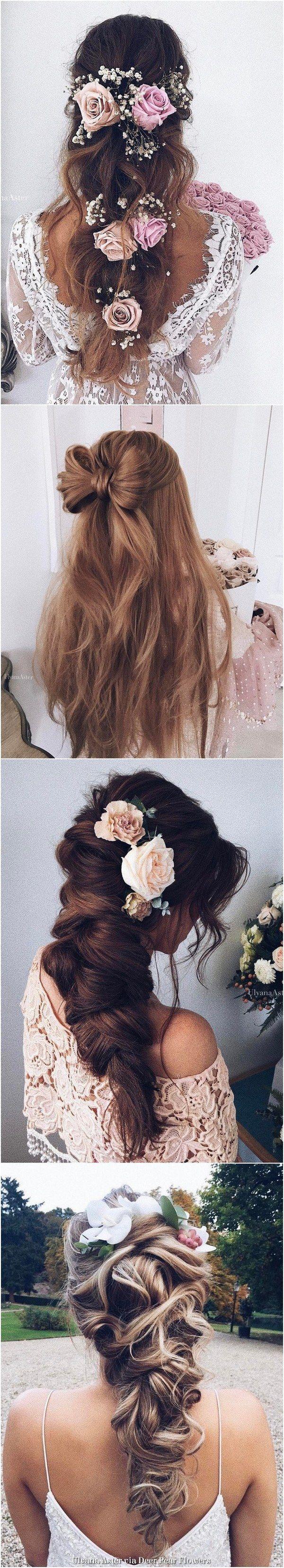 Hochzeit - Wedding Hairstyle Inspiration