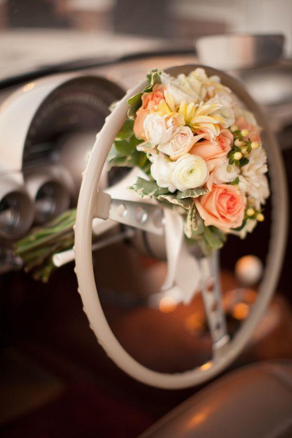 Mariage - Abby & Greg's Vintage Homespun Cornfield Wedding