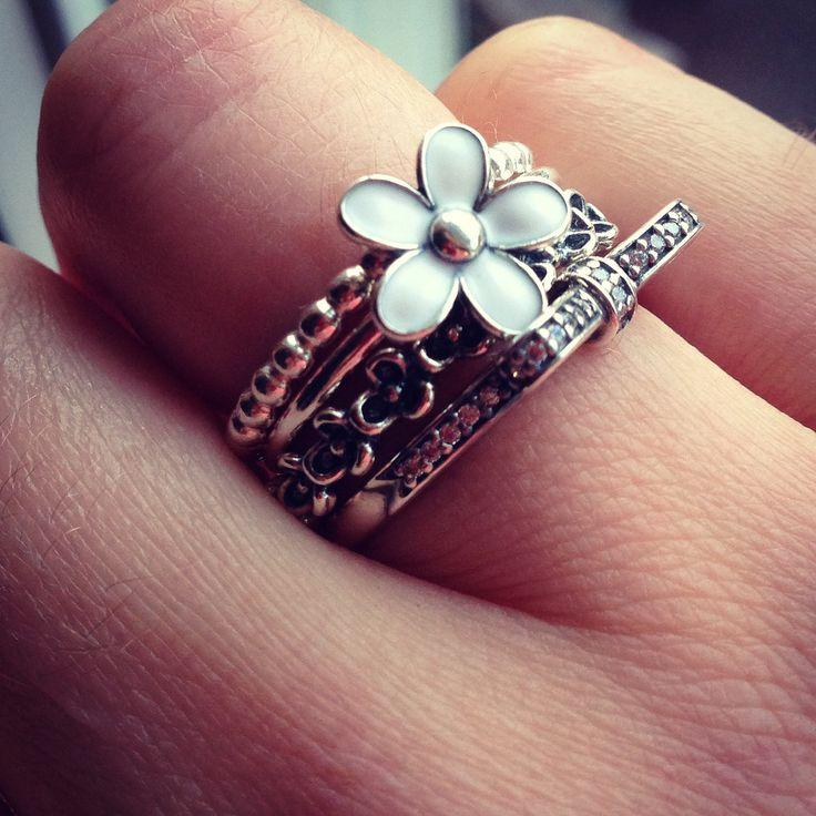 زفاف - Pandora Rings *My Fave!