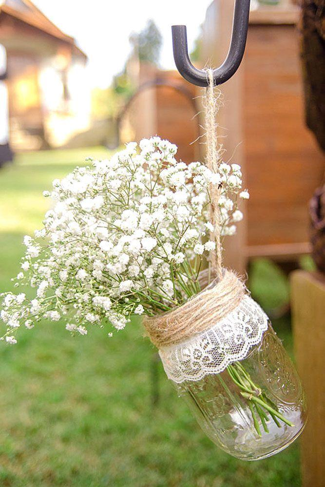 Hochzeit - Shabby & Chic Vintage Wedding Decor Ideas