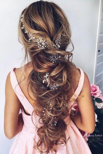 Wedding - 39 Best Wedding Hairstyles For Long Hair