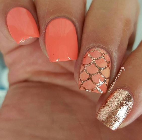 Nails Design | 19 Awesome Spring Nails Design For Short Nails 2713457 Weddbook