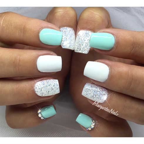 Mariage - 45 NAIL ART IDEAS FOR SPECIAL OCCASIONS