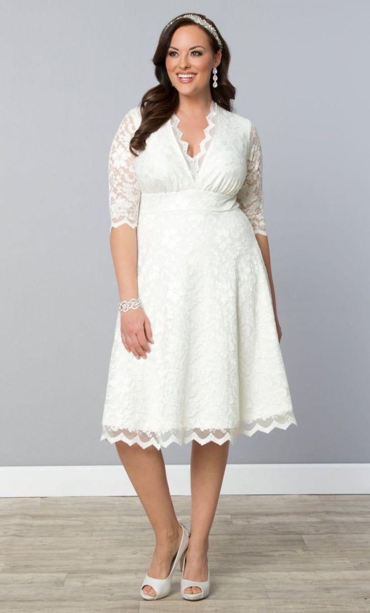 زفاف - Budget Friendly Plus-Size Wedding Gowns