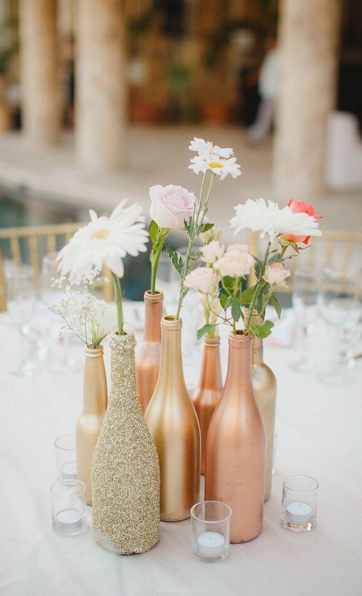 Hochzeit - 35 Sparkly Details For Your New Year's Eve Wedding