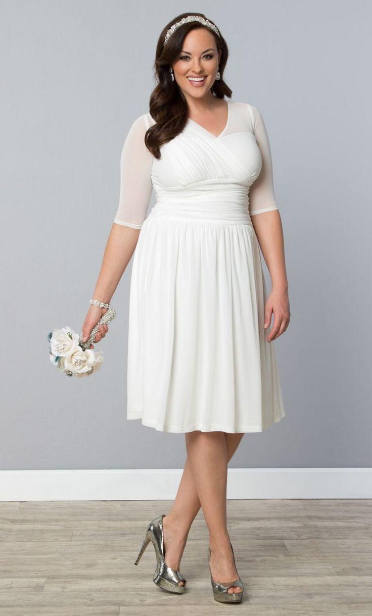 Dress Budget Friendly Plus Size Wedding Gowns 2713874 Weddbook