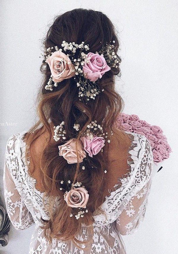 Mariage - Ulyana Aster Wedding Hairstyles Inspiration