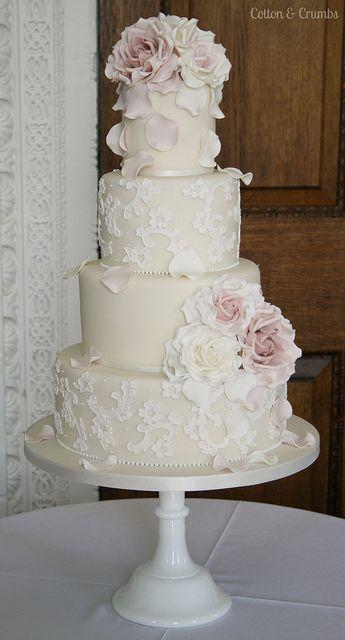 Mariage - Bruidstaart