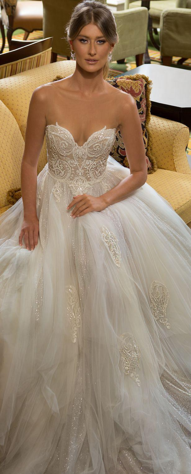 """Hochzeit - Naama & Anat Bridal 2018 """"The Star In You"""" Collection"""