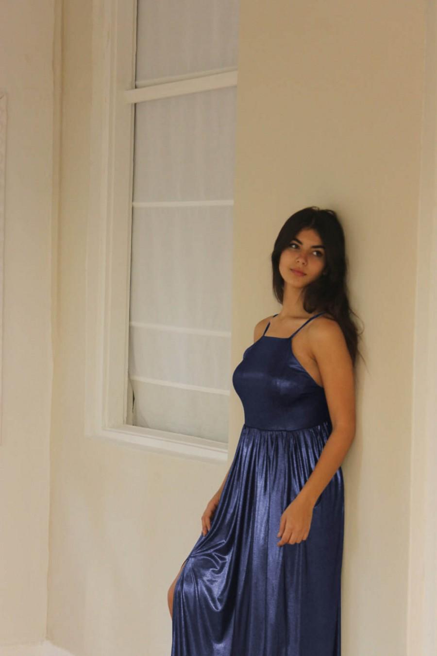 860e399ee7 Metallic Dress