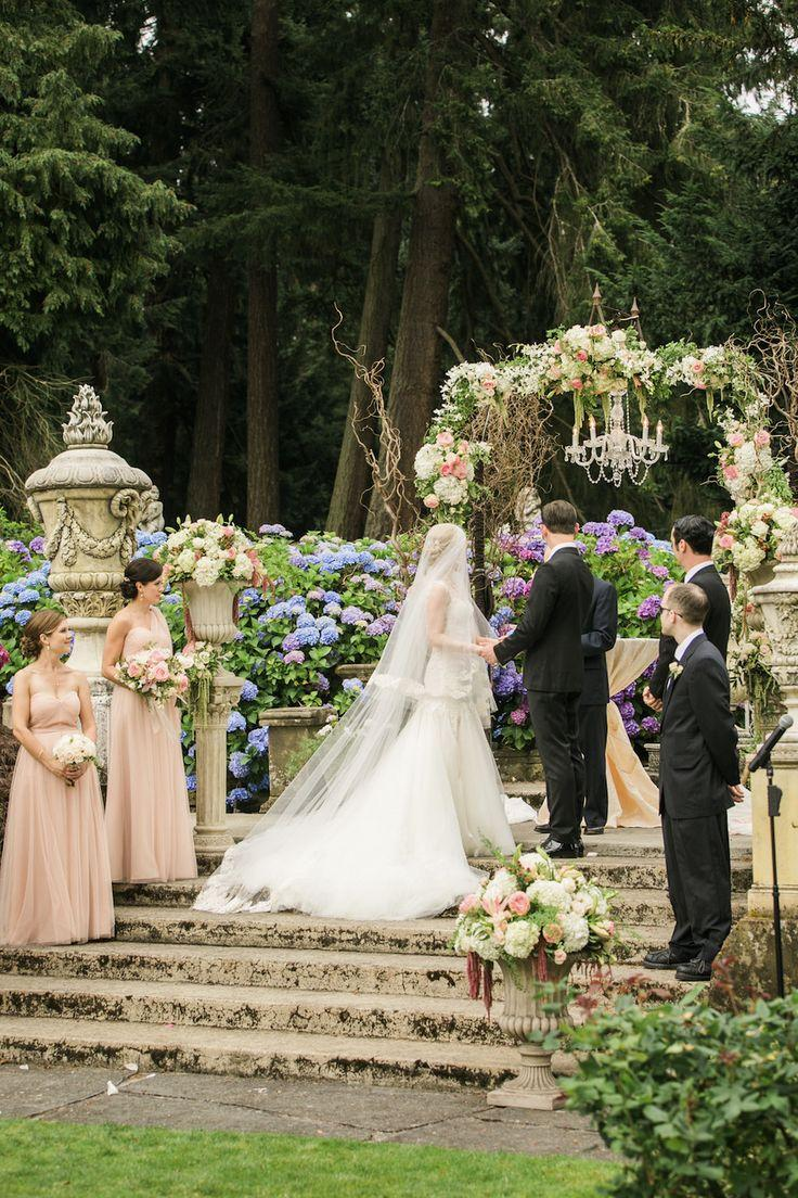 Fairytale Wedding At Thornewood Castle