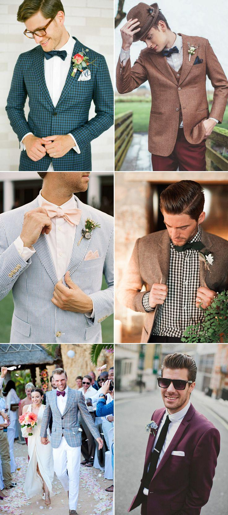 Mariage - How To Style Your Groom Vintage? Ways And Items To Create The Perfect Vintage-Inspired Groom Attire