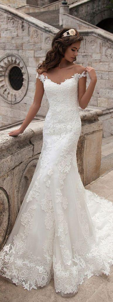 Mariage - 15 Stunning Wedding Dresses To Inspire You