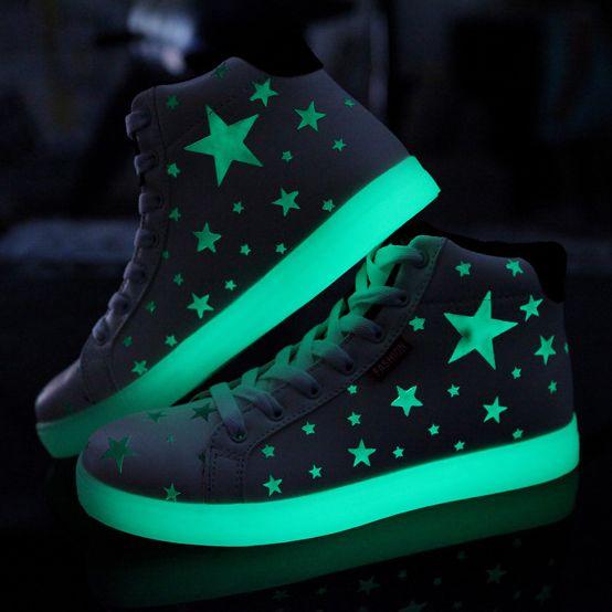 Mariage - Korean Luminous Stars Shoes