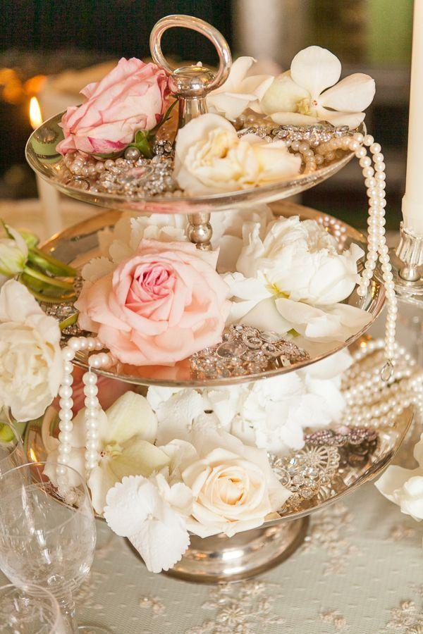35 Chic Vintage Pearl Wedding Ideas Youll Love 2715537 Weddbook