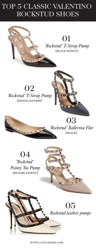 Mariage - Valentino Rockstud Shoe Review