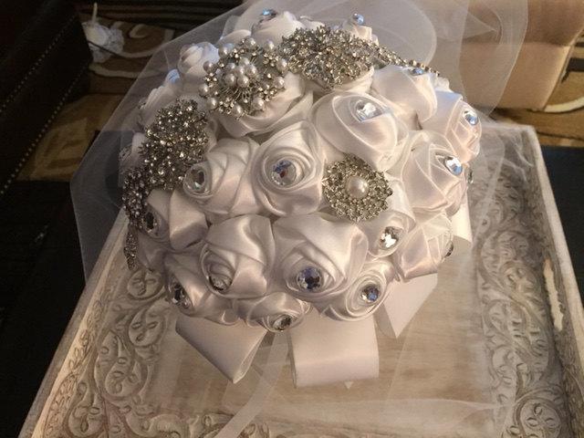Свадьба - Bridal Brooch Bouquet