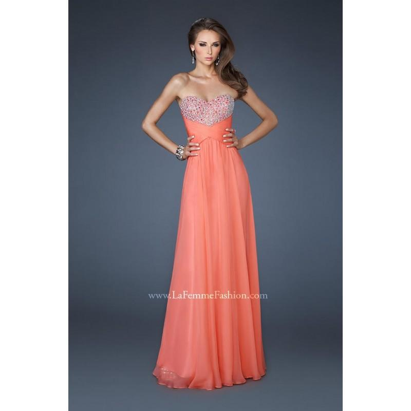 Свадьба - 18304 La Femme Prom - HyperDress.com