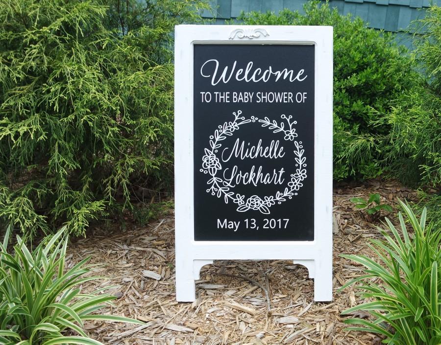 Rustic Wedding Signs.Framed Chalkboard Wedding Signs Rustic Wedding Signs Wood Bridal