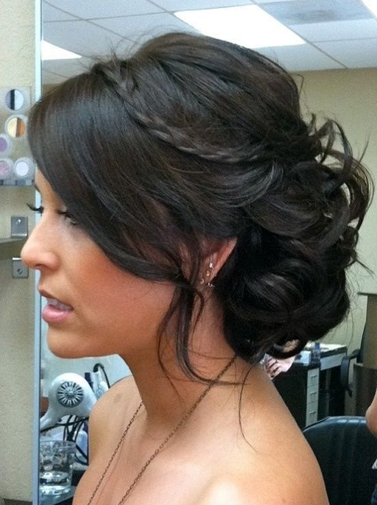 Mariage - Awesome Wedding Hairstyle Ideas For Wedding Guests - HairzStyle.Com