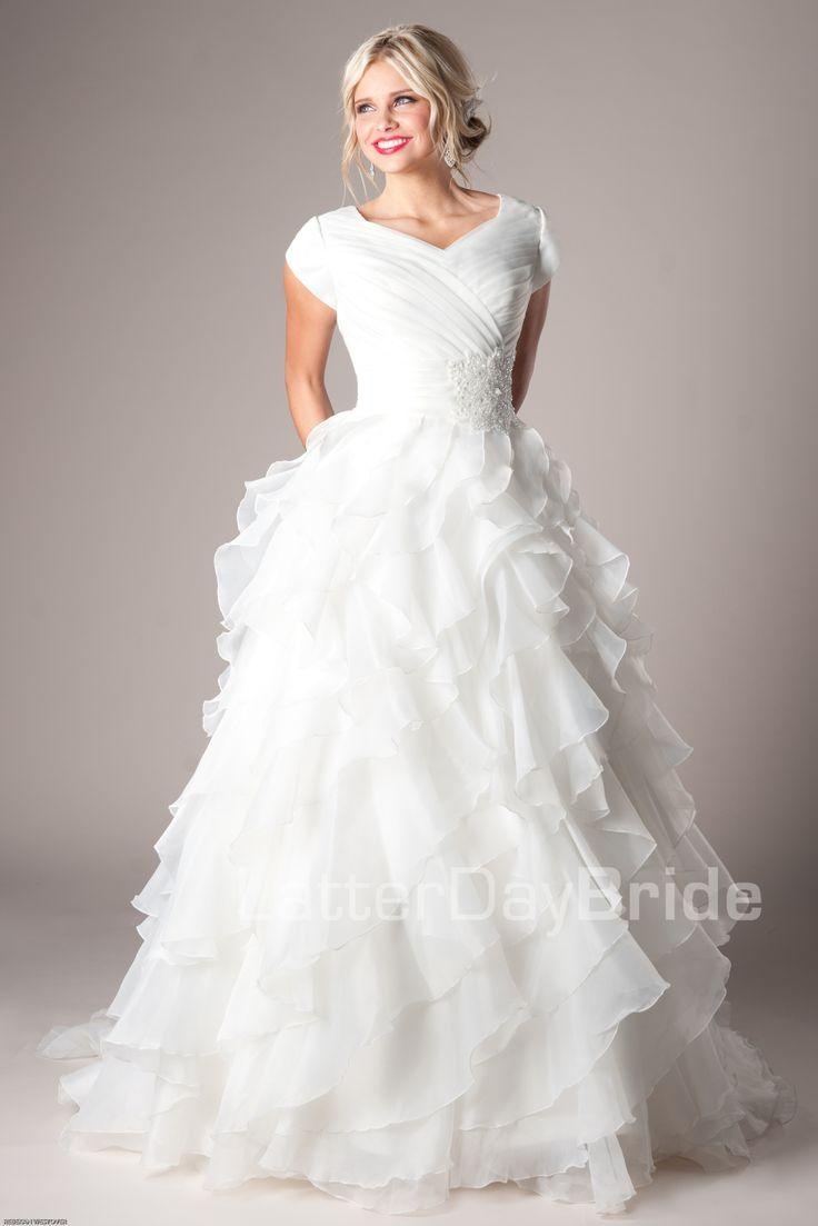 زفاف - Modest Wedding Dresses : Casanova