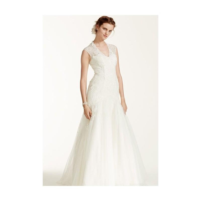 Wedding - Melissa Sweet for David's Bridal - MS251005 - Stunning Cheap Wedding Dresses
