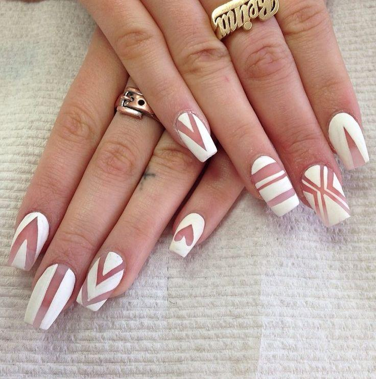 Wedding - All About Those NAILS