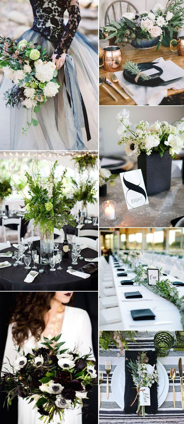 Popular Wedding Colors.7 Most Popular Greenery Wedding Color Combos You Can Never Miss