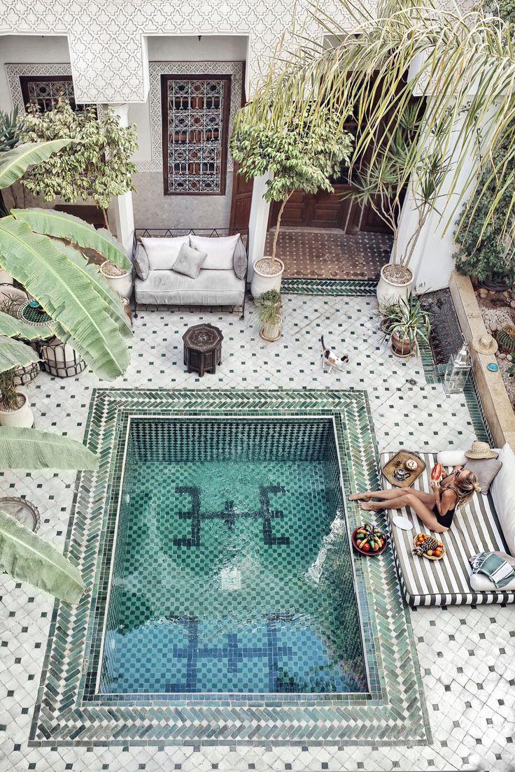 Hochzeit - Marrakech Travelguide