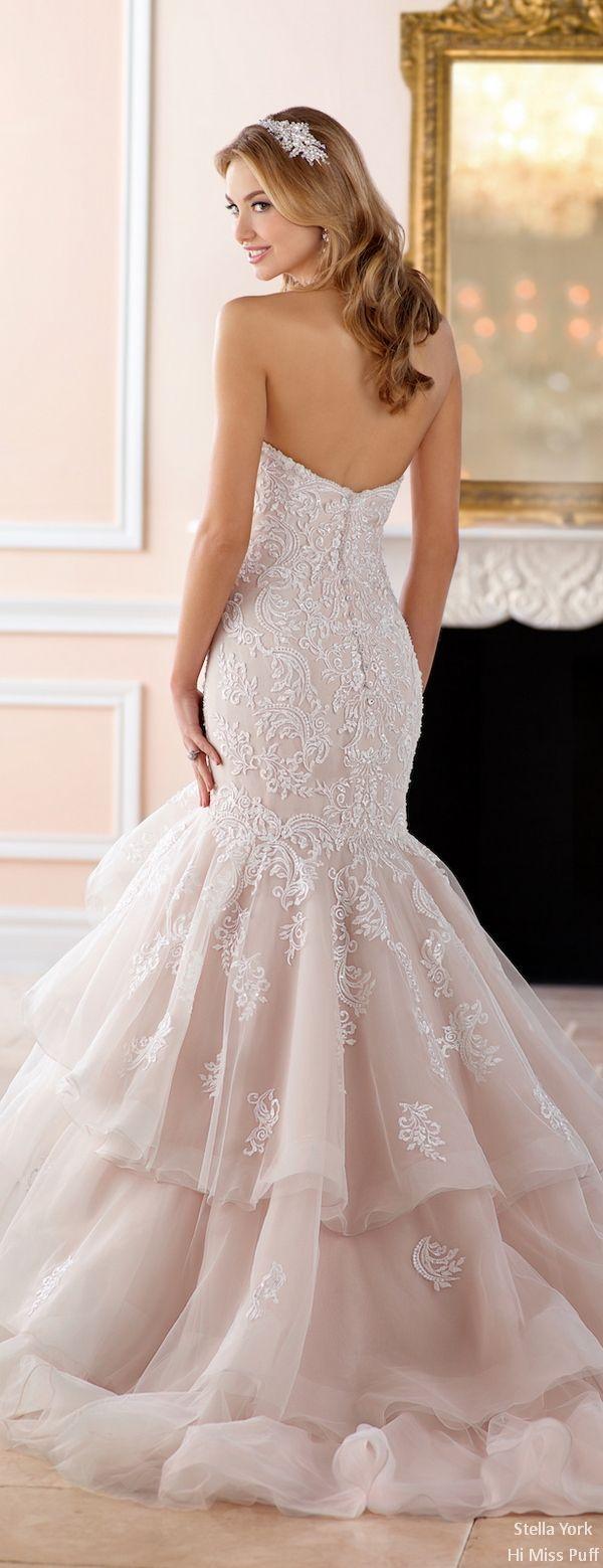 Wedding - Stella York Wedding Dresses 2017