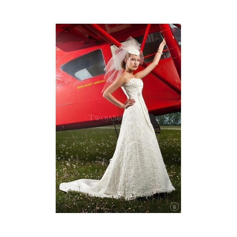 Hochzeit - Annais Bridal - Love (2012) - Valentina - Glamorous Wedding Dresses