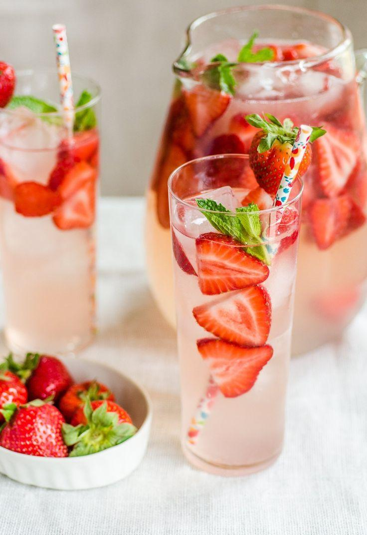 Mariage - 15 Sparkling Drinks For Spring Entertaining