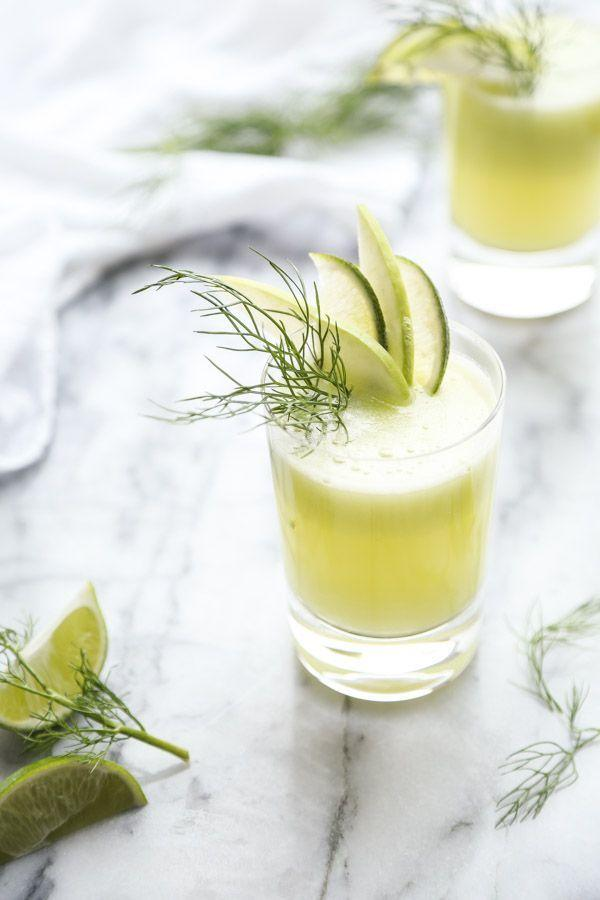 Mariage - Fresh Fennel Apple Limeade