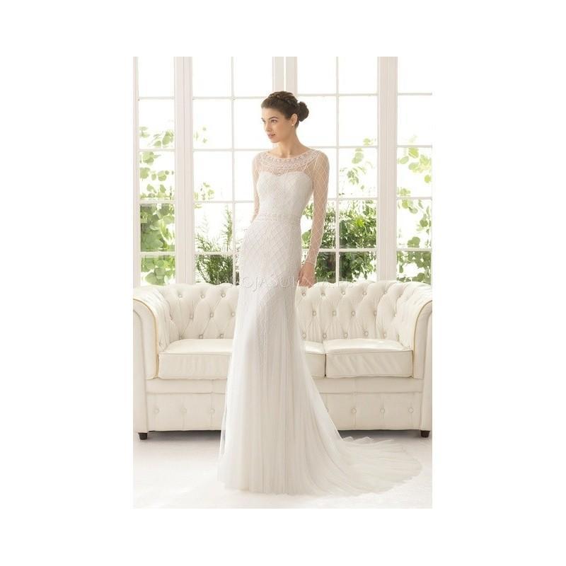 Mariage - Aire Barcelona - 2015 - 8C228 Aisha - Glamorous Wedding Dresses