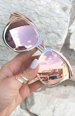 Mariage - Candy Sunnies - Rose Gold