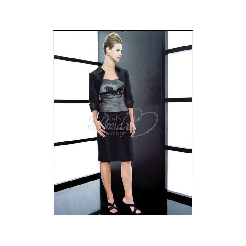 Hochzeit - Val Stefani Celebrations - Style MB7101 - Elegant Wedding Dresses
