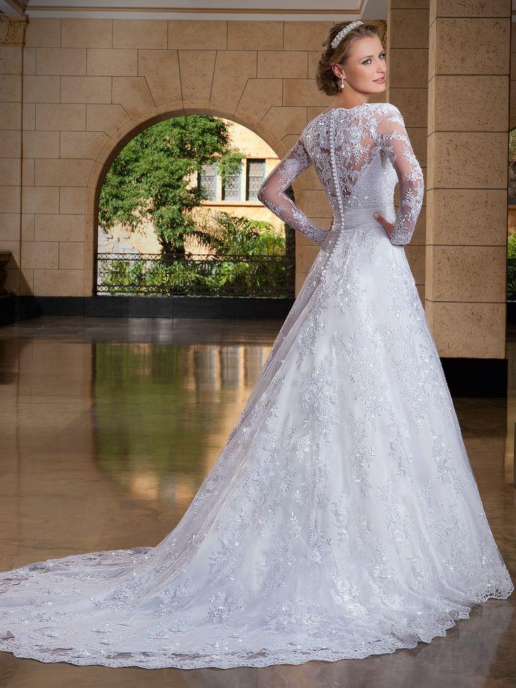Wedding - Vestidos De Noiva  - Coleção Jasmim