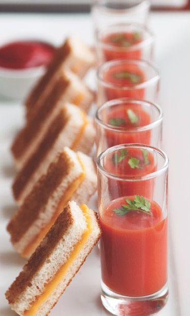 Hochzeit - 20 Mouthwatering Miniature Food Ideas