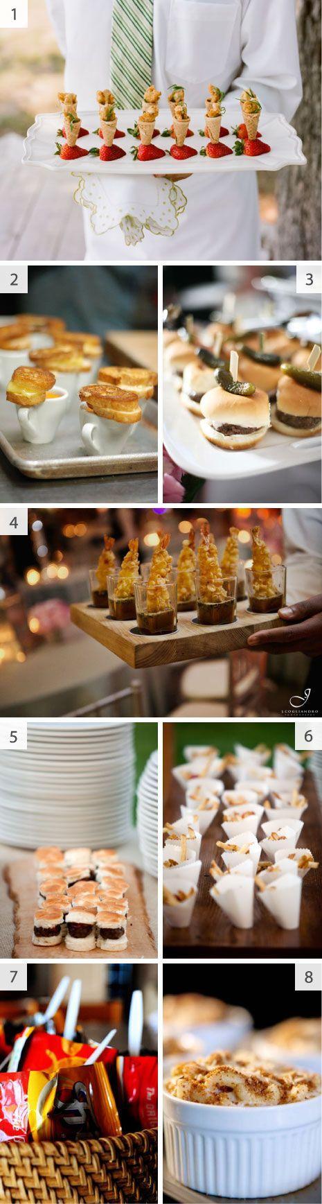 Hochzeit - Foodies