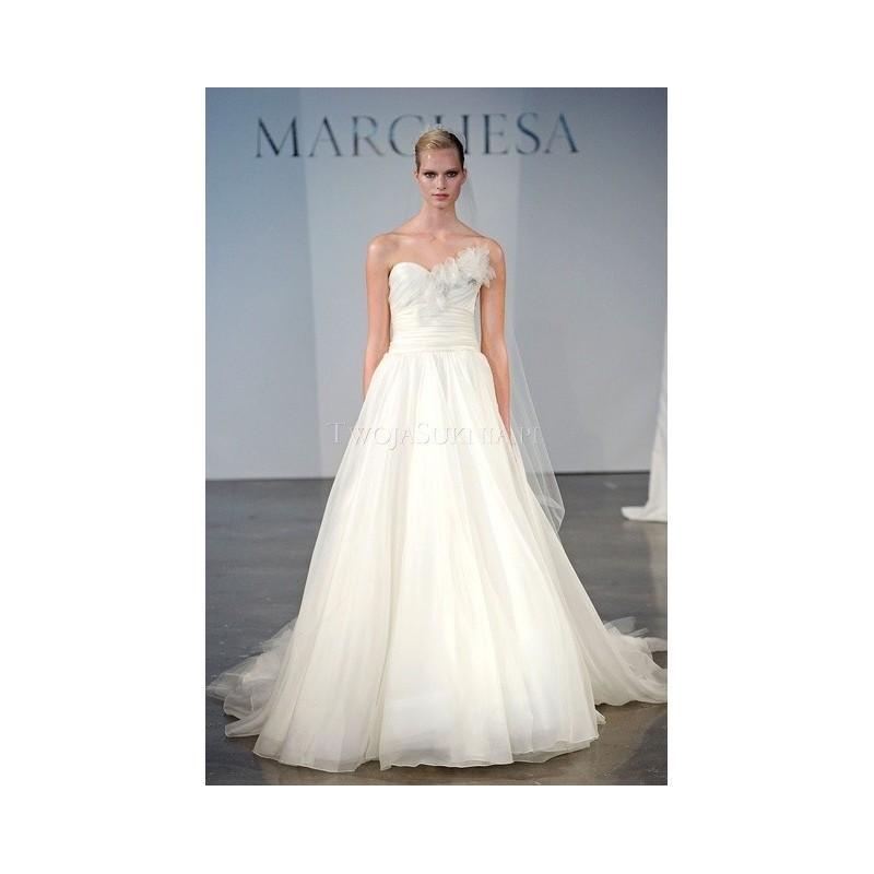 Düğün - Marchesa Bridal - 2014 - 1 - Formal Bridesmaid Dresses 2017