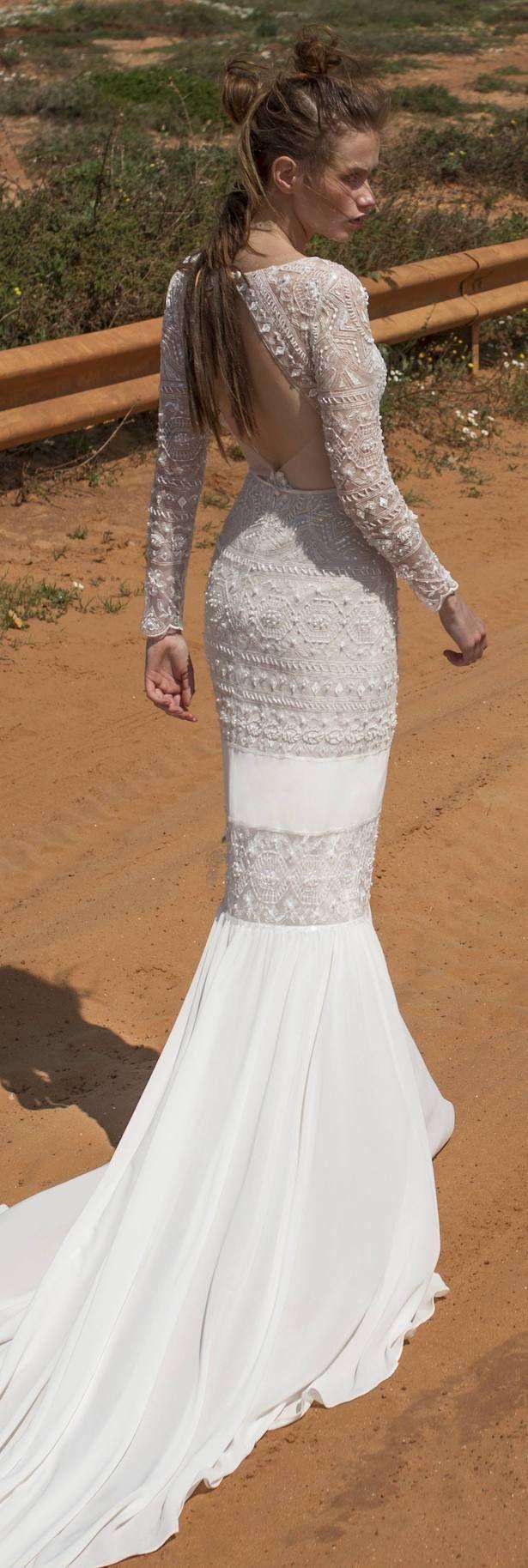 Wedding - Wedding Dresses By Limor Rosen Bridal Couture 2018 Free Spirit Collection