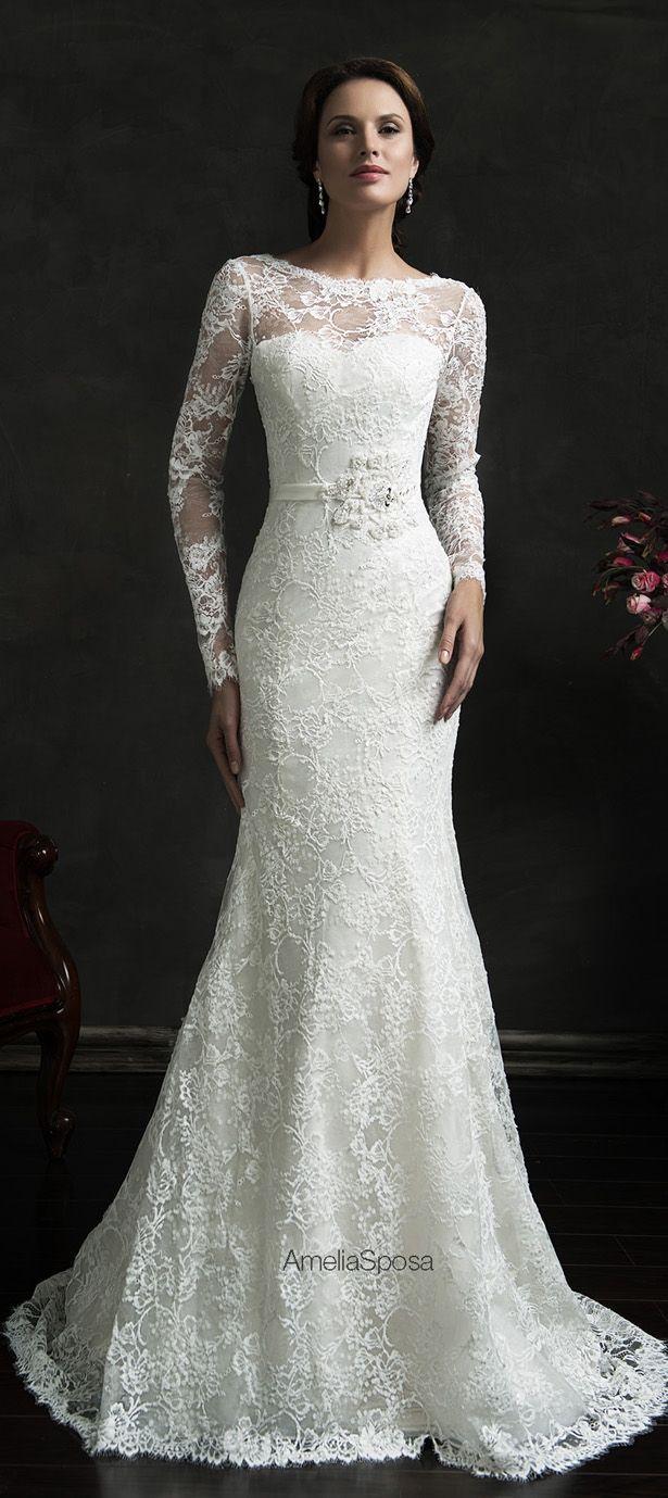 Mariage - Amelia Sposa 2015 Wedding Dress - Novia