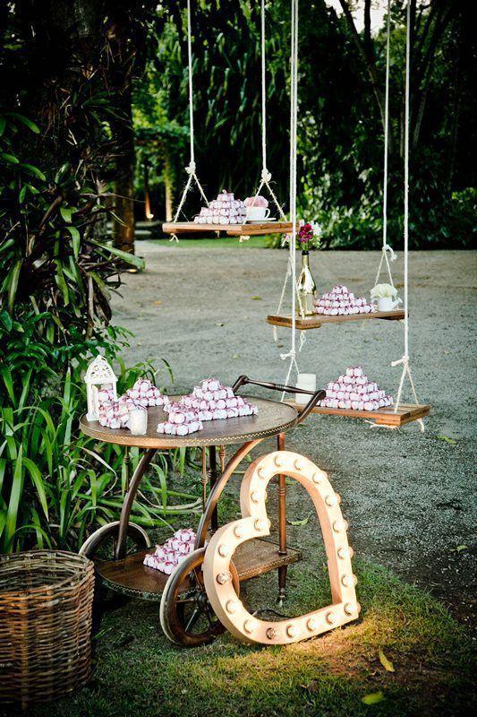 Hochzeit - Casamento Vintage: Isabela & Rodrigo
